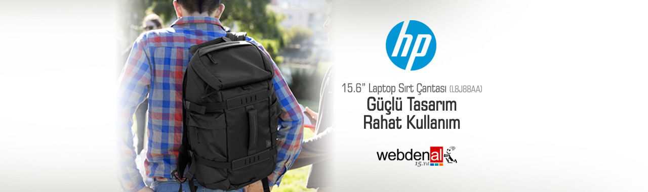 HP Odyssey 15.6 Notebook Sırt Çantası