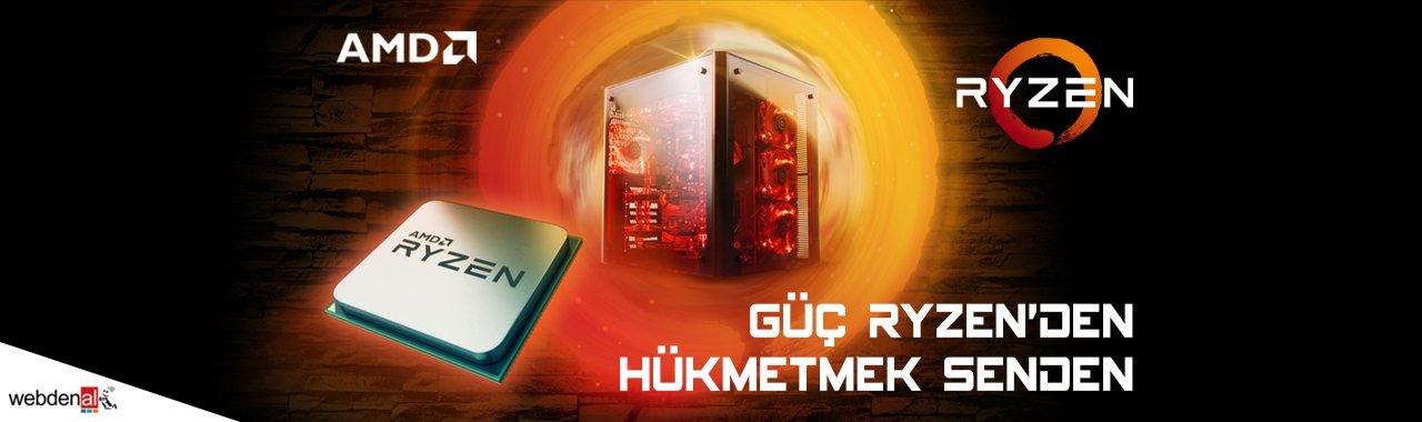 AMD Ryzen İşlemci