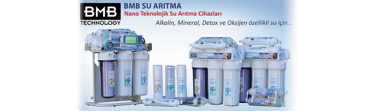 BMB Su Arıtma Cihazları