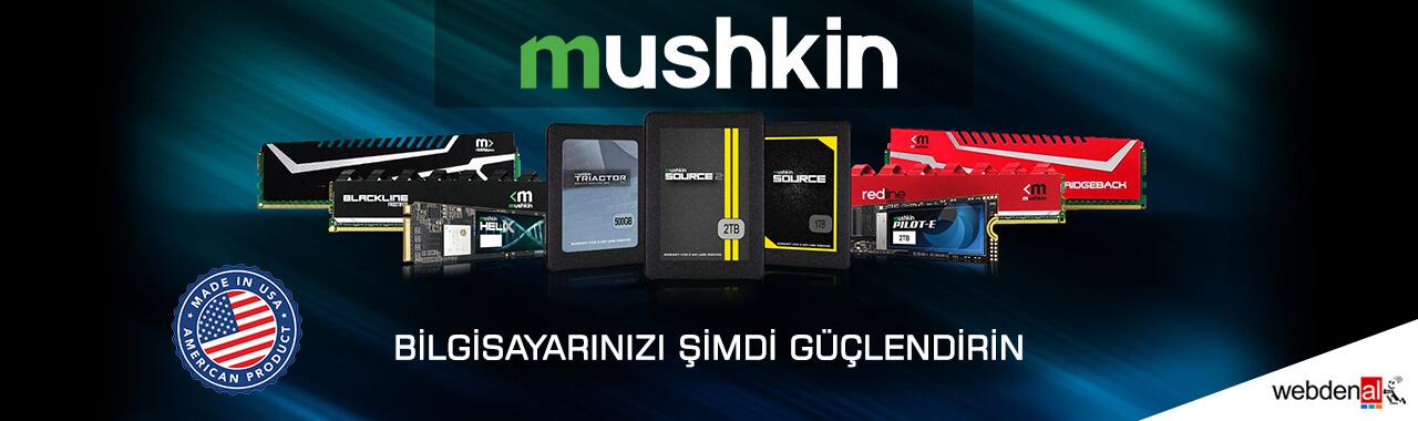 Mushkin SSD ve RAM Ürünleri