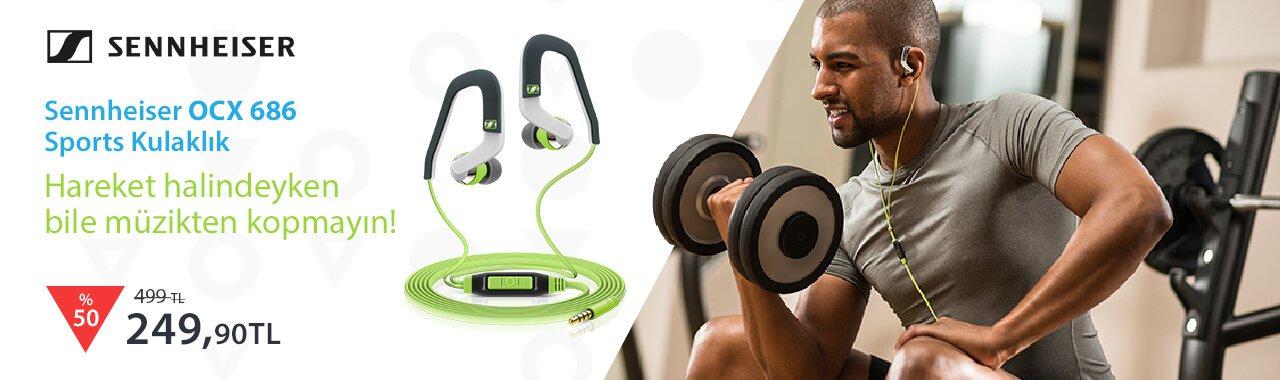 Sennheiser OCX 686 Sports Kulak İçi Kulaklık