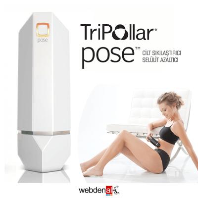 Tripollar Pose Cilt Sıkılaştırıcı ve Selülit Azaltıcı - Beyaz