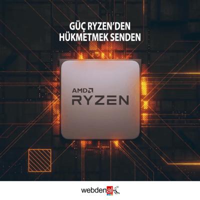 AMD Ryzen İşlemciler
