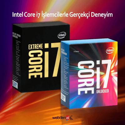 Intel Core i7 İşlemciler