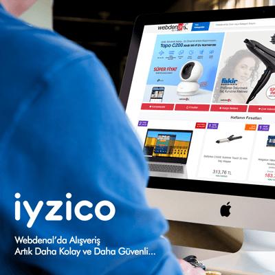 Webdenal'da Alışveriş Artık Daha Kolay ve Daha Güvenli...