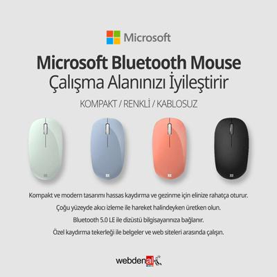 Microsoft Bluetooth Mouse ile Çalışma Alanınızı İyileştirin