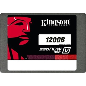 KINGSTON-SV300S37A 120 GB V300 SSD SATA3