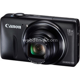 Canon SX600 16 MP 18X Optik