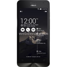 ZenFone 5 Intel® Atom™ Z2560 2 GB 16 GB 8Mp